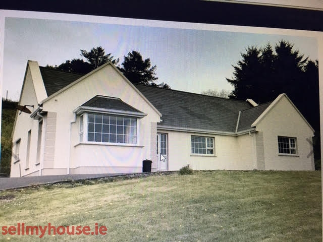 killybegs detached bungalow with lovely views, ideal holiday home