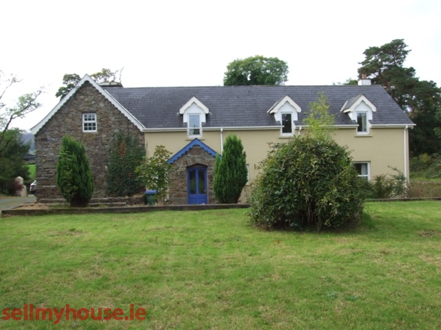 Stone period cottage of character for sale in Rathmore, Kerry