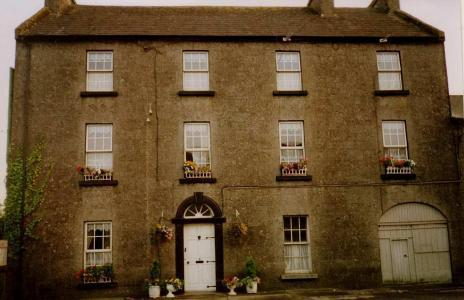 Georgian Townhouse for sale in Ballinasloe