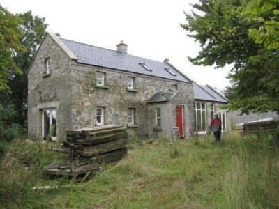 Character cottage for renovation at the Pigenons, Tang, Westmeath